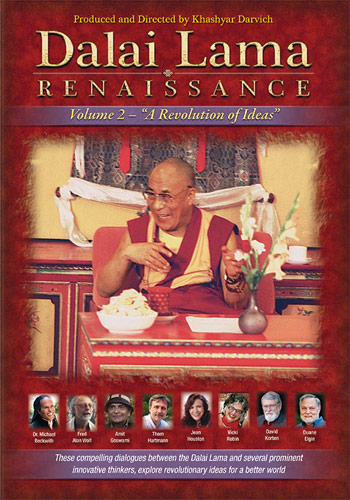 Dalai Lama Renaissance Vol 2: A Revolution of Ideas