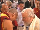 Michael Toms meeting the Dalai Lama