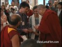 Thomas A. Forsthoefel meets the Dalai Lama